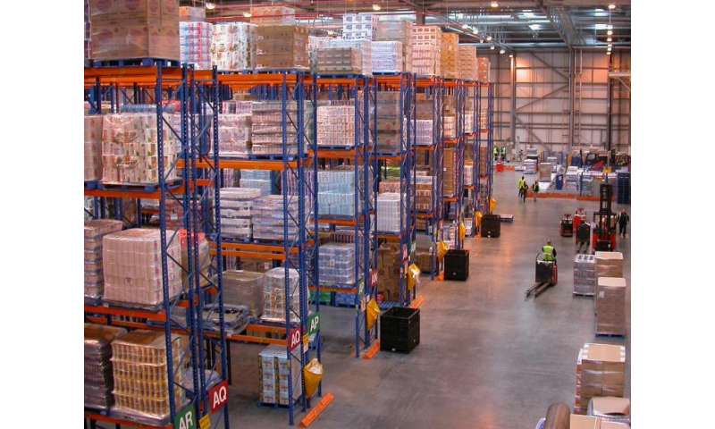 Keeping the supply chain flowing