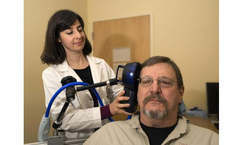 Magnetic pulses to the brain deliver long-lasting relief for tinnitus patients