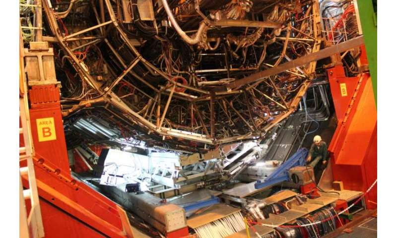 Major work to ready the LHC experiments for Run 2