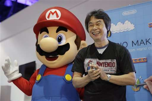 Mario and his Mushroom Kingdom hopping into theme parks