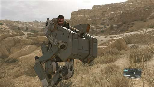 'Metal Gear Solid V': Five ways 'Phantom Pain' is different