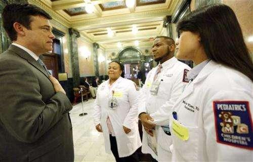 Mississippi, West Virginia toughest on school immunizations