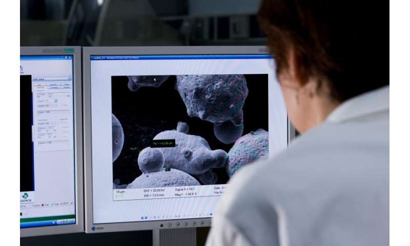 Nanocatalysts improve processes for the petrochemical industry