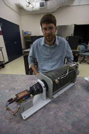 NASA engineer advances new daytime star tracker