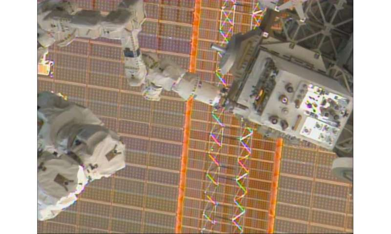 NASA robotic servicing demonstrations continue onboard the space station