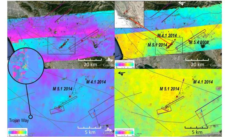 NASA study improves understanding of LA quake risks