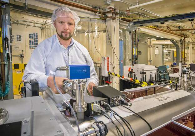 National security on the move with high energy physics