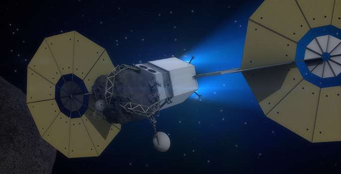 New detector perfect for asteroid mining, planetary research
