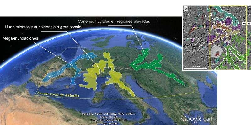 New hypothesis on the origin of Mars megafloods