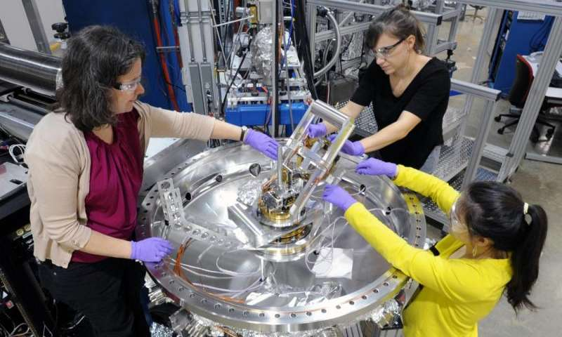 Novel intermediate energy X-ray beamline opening for researchers