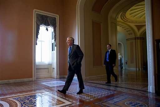 NSA phone collection bill clears Senate hurdle