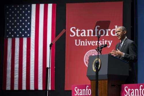 Obama calls for public debate over encryption