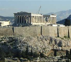 Parthenon may have been the Fort Knox of ancient Athens