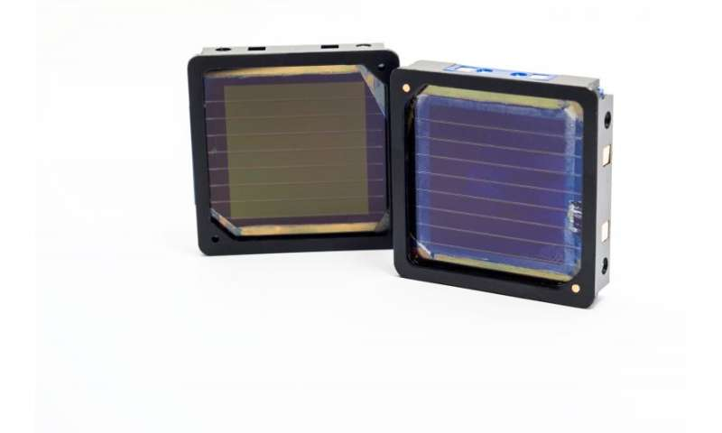 Perovskite photovoltaic module reaches toward a record 11 percent conversion efficiency