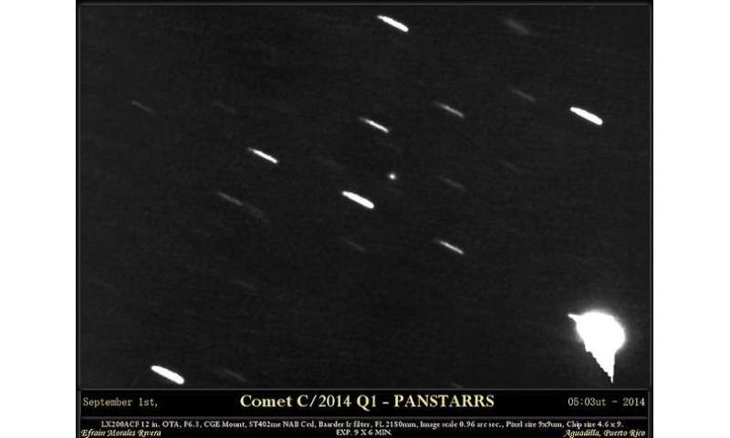 Prospects for Q1 PanSTARRS & G2 MASTER comets
