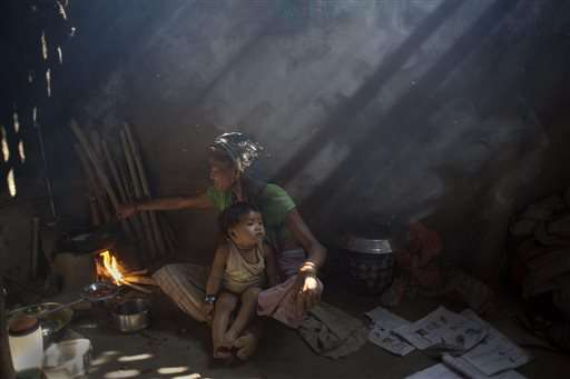 Push for cleaner stoves in poor countries to cut pollution