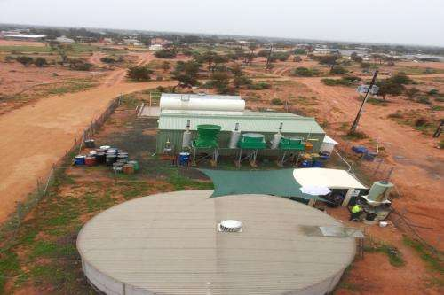 Remote project a proof of concept for eco-friendly desalination