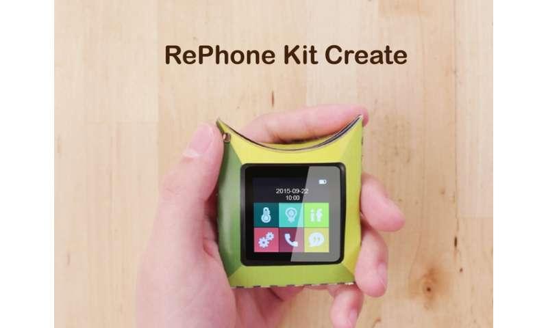 RePhone kit offer calls up maker dreams of DIY modules