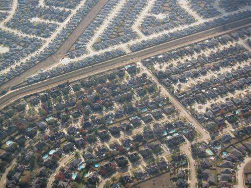 Researcher focuses on US suburban housing equity