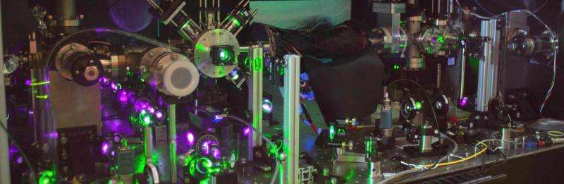 Sharper GPS needs even more accurate atomic clocks