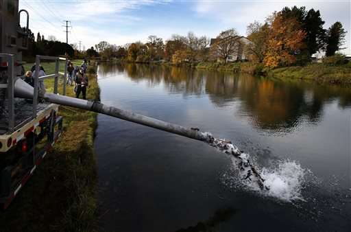 Stress from heat, drought on fish spurs push to reduce kills