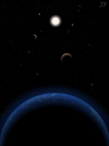 Tau Ceti: The next Earth? Probably not
