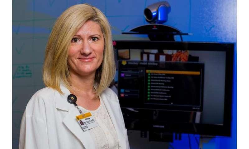 Telemedicine effective for patients, helps providers establish important relationships