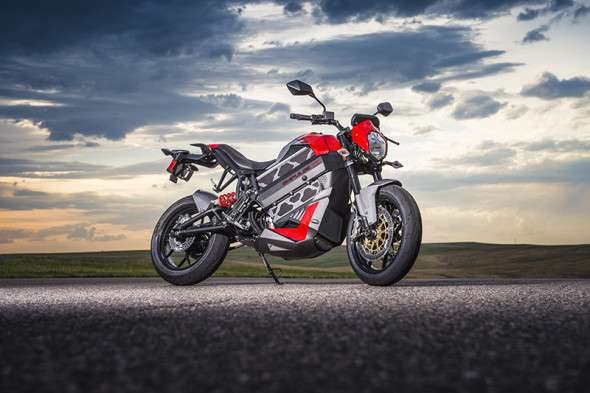 Victory Motorcycles introducing all-electric addition to its lineup