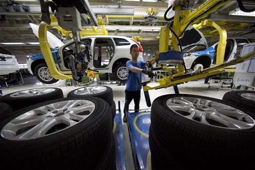 Volvo prepares to send 'Made in China' cars to US