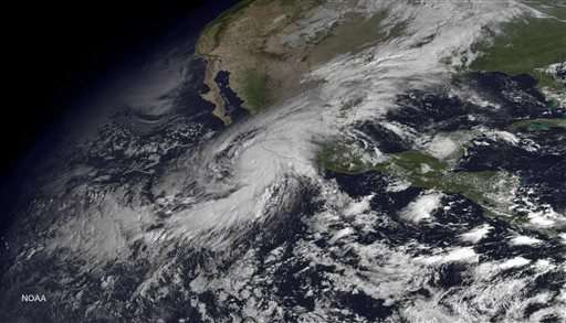 Why did Hurricane Patricia become a monster so quickly?