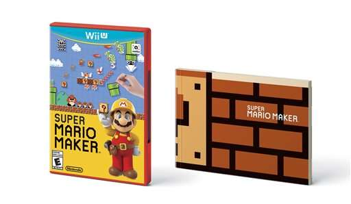 With 'Mario Maker,' Nintendo relinquishes control