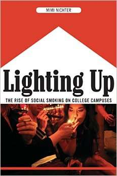 Work explores social smoking on college campuses