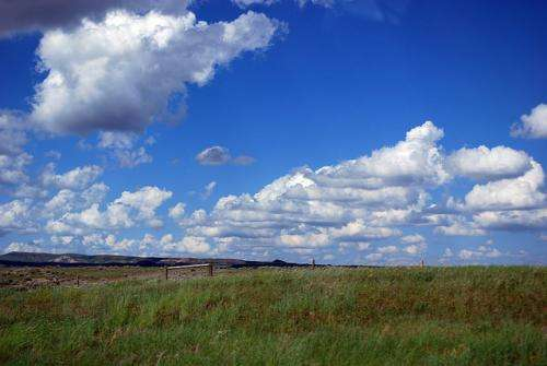 Researchers propose a novel mechanism to explain High Plains elevation