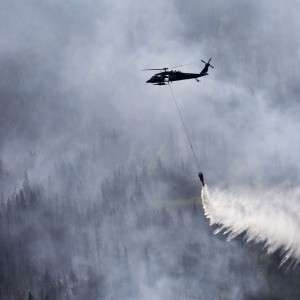 Measuring the impacts of severe wildfires in the Arctic