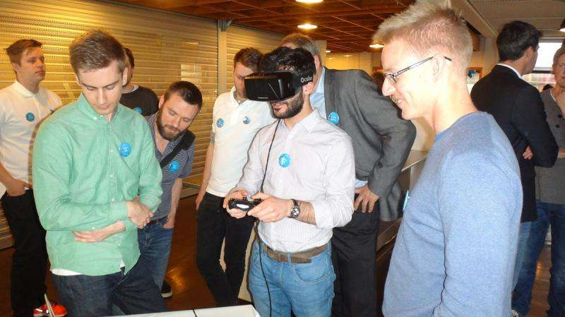 Researchers develop aquaculture virtual reality tour
