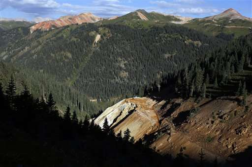 National challenge of leaking mines dwarfs Colorado spill