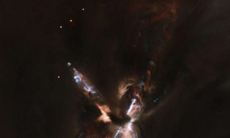 Searching for orphan stars amid starbirth fireworks