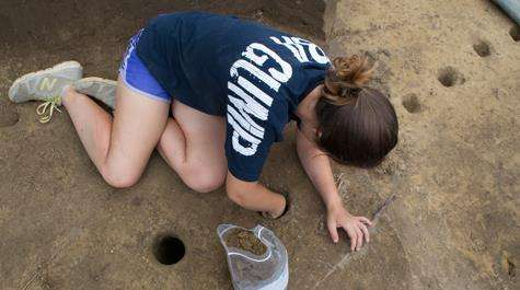 Archaeologists extract clues from Kiskiack's pre-colonial past