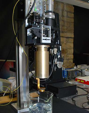 Researchers develop optical interferometer to monitor the large-scale manufacture of stem cells