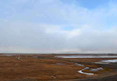 Researchers run aerial campaign over Alaska to understand warming trend