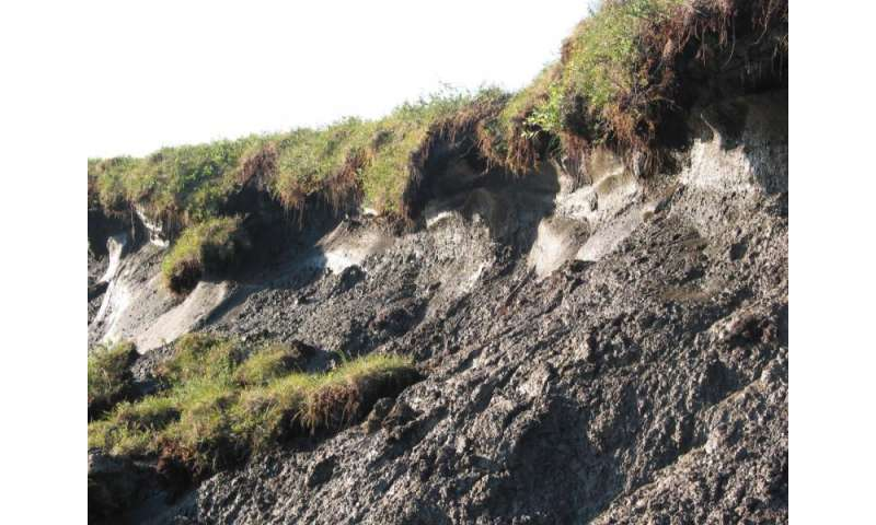 Researchers clarify impact of permafrost thaw