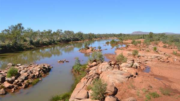 Scientists unveil Pilbara's water system