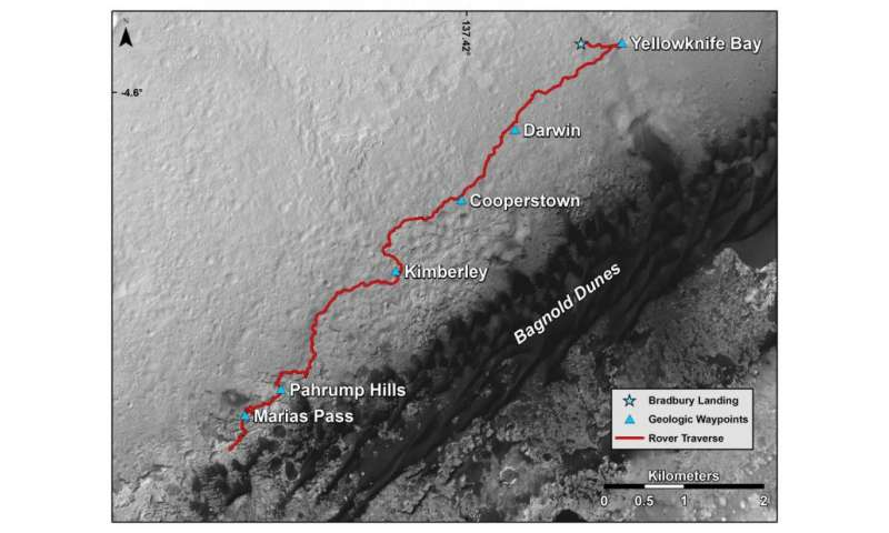 mars rover landing november - photo #34