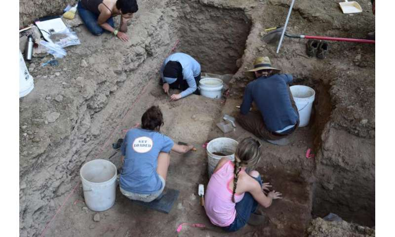 New research shows same growth rate for farming, non-farming prehistoric people