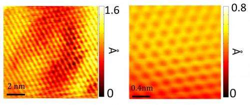 Caltech scientists develop cool process to make better graphene