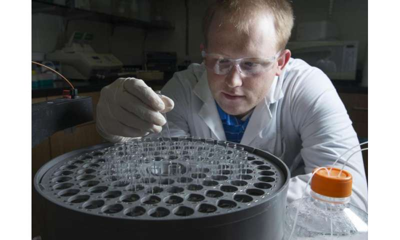 Chemical engineers figure out how to make vaccines faster