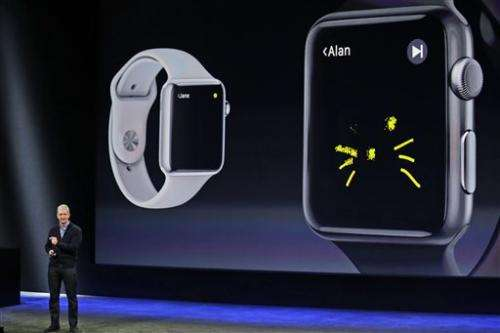Chinese makers roll out wave of Apple watch lookalikes
