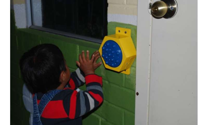Communication devices enable children with disabilities