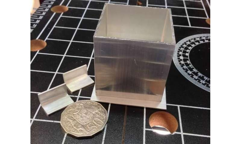 DIY satellite launches from backyard shed to lower orbit