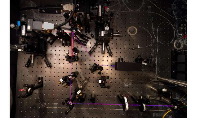 Experiment records extreme quantum weirdness